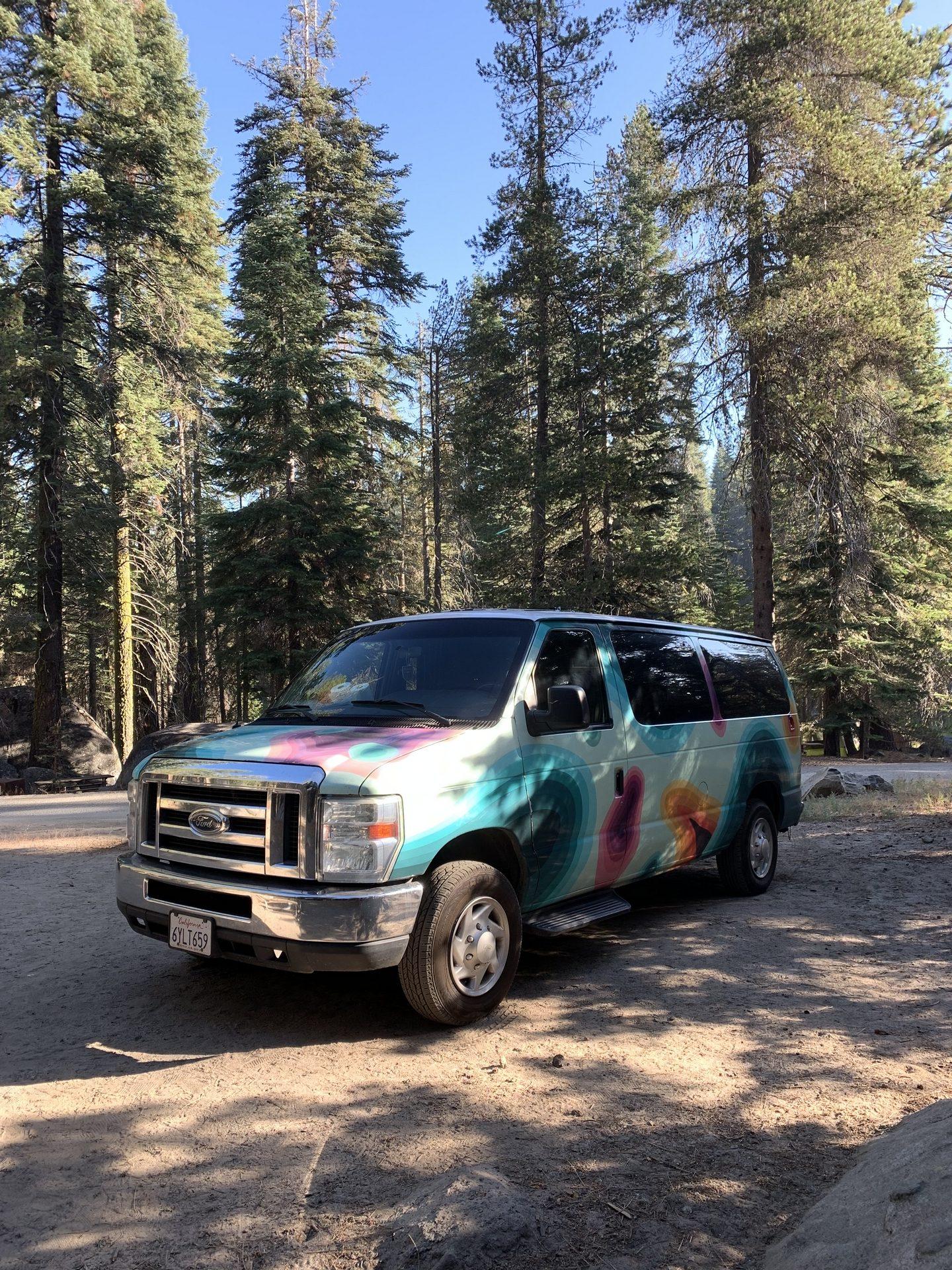 Camper van Escapecampervan