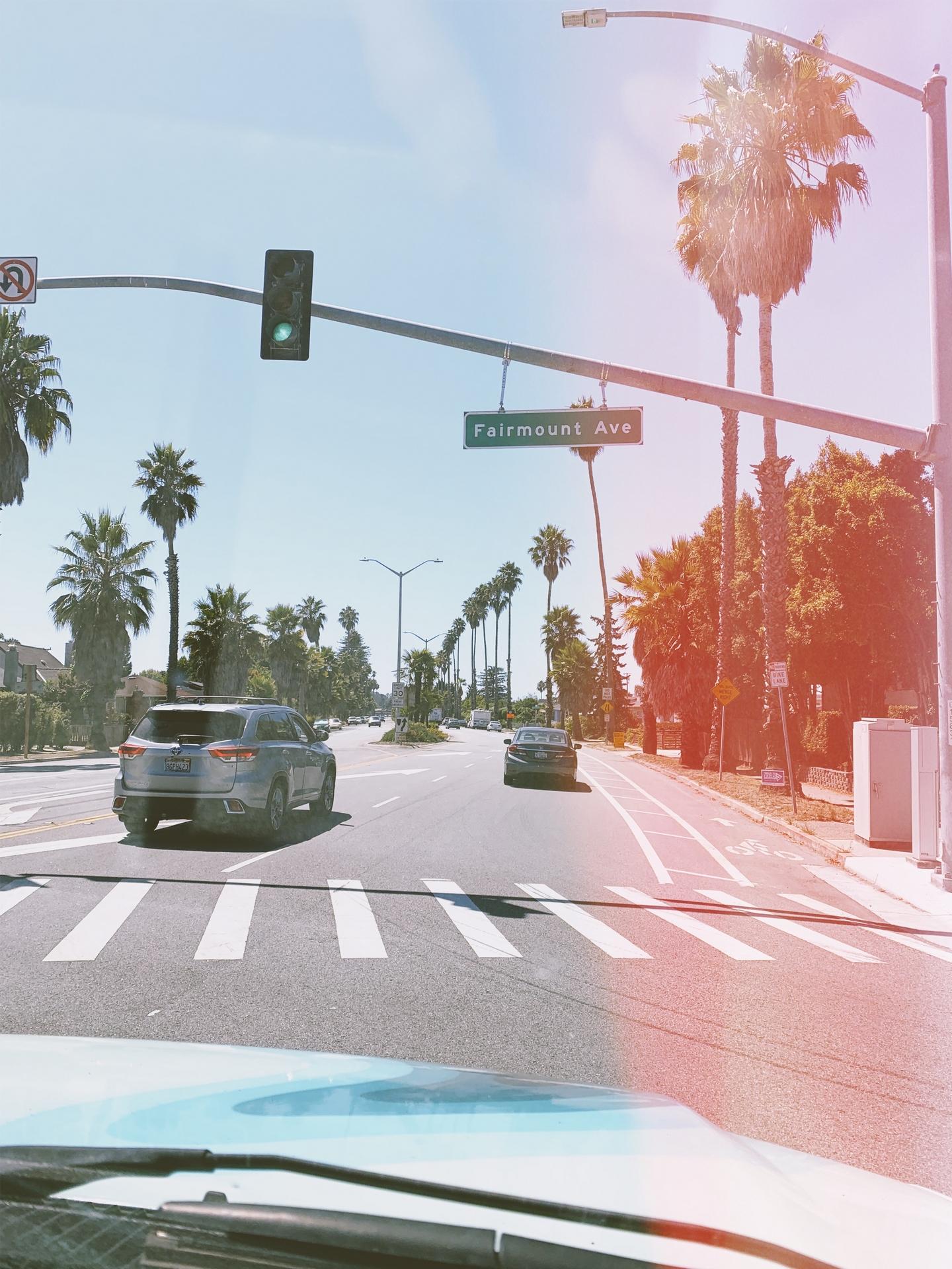 Santa Cruz streets