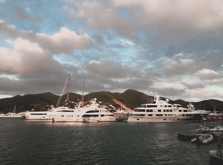 Sint Maarten Yacht Club yachts